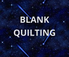 Blankquilting